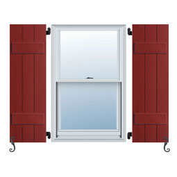 Atlantic Board-n-Batten Shutters