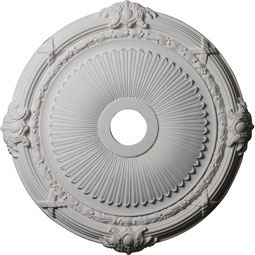 """CM27HE_P 26"""" to 33"""" Ceiling Medallions"""