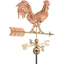 GD953P Copper Weathervanes