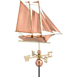 GD9601P Copper Weathervanes