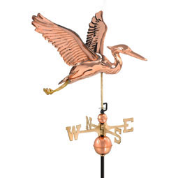 GD9606P Copper Weathervanes