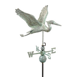 GD9606V1 Antiqued Weathervanes