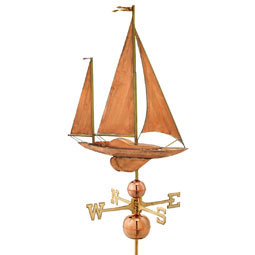 GD9907P Copper Weathervanes
