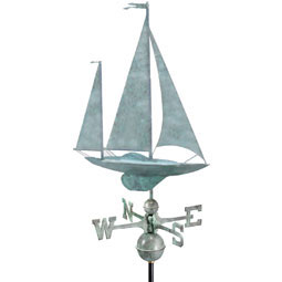 GD9907SV1 Antiqued Weathervanes