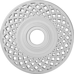 "CM22RB_P 18"" to 25"" Ceiling Medallions"