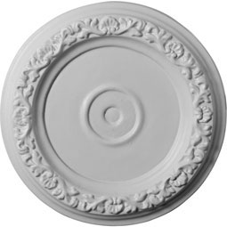 "ROS07X07KP 04"" to 17"" Ceiling Medallions"