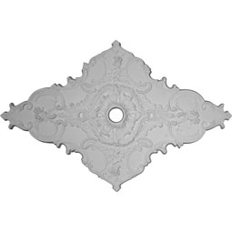 CM70X43ML Diamond Ceiling Medallions