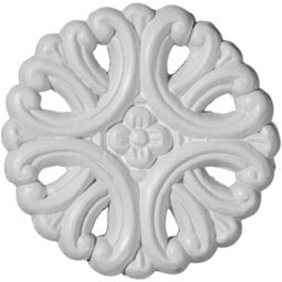 ROS02X02LO Round Ceiling Medallions
