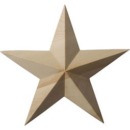 ROS07X07GLAL Star Rosettes