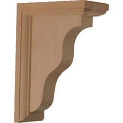 BKTWHA Wood Shelf Brackets