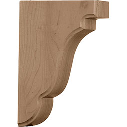 BKTWBE Wood Shelf Brackets