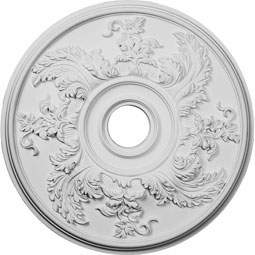 "CM23AC 18"" to 25"" Ceiling Medallions"