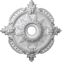 "CM28BE_P 26"" to 33"" Ceiling Medallions"