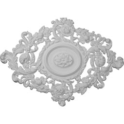 CM30KT_P Oval Ceiling Medallions