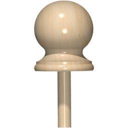 FINIAL-BT-325 Stair Finials