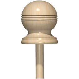FINIAL-BTB-325 Stair Finials