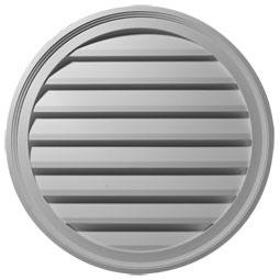 GVRO36D Round Gable Vents