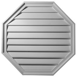 GVOC30X30D Octagon Gable Vents