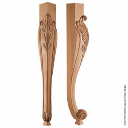 LEG-VL3 Cabinet & Furniture Legs