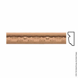 MLD-AO3 Wood Crown Moulding