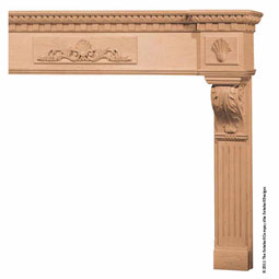 MTL-ADM Fireplaces & Mantels