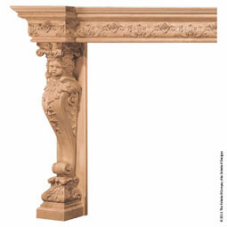 MTL-CHM Fireplaces & Mantels