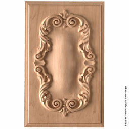 PNL-AM2 Acanthus Wood Panels