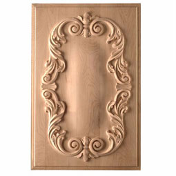 PNL-AW3 Acanthus Wood Panels