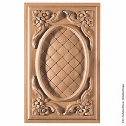 PNL-FM2 Acanthus Wood Panels
