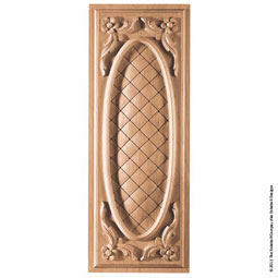 PNL-FN3 Acanthus Wood Panels