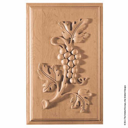 PNL-GM2 Acanthus Wood Panels