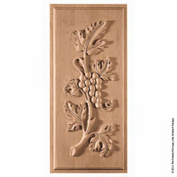 PNL-GM3 Acanthus Wood Panels