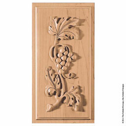 PNL-GN2 Acanthus Wood Panels
