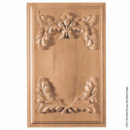 PNL-OM2 Acanthus Wood Panels