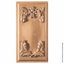 PNL-ON2 Acanthus Wood Panels