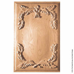 PNL-OW3 Acanthus Wood Panels