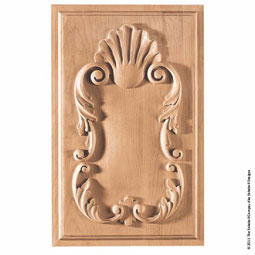PNL-SM2 Acanthus Wood Panels