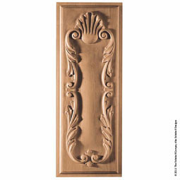 PNL-SN3 Acanthus Wood Panels