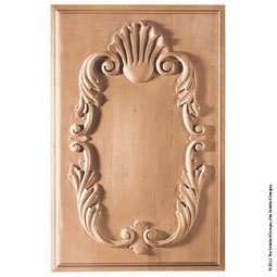 PNL-SW3 Acanthus Wood Panels