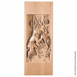PNL-WS1 Wine Story Wood Panels