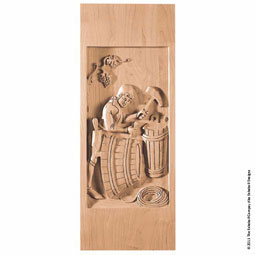 PNL-WS5 Wine Story Wood Panels