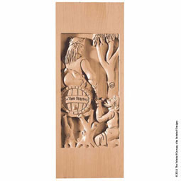 PNL-WS7 Wine Story Wood Panels