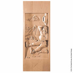 PNL-WS8 Wine Story Wood Panels