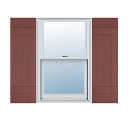 PVJ04 Board-n-Batten Shutters