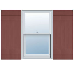 PVJ05 Board-n-Batten Shutters