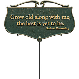 WH10045 Garden Signs & Stakes