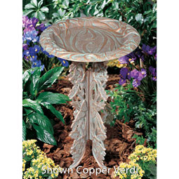 WH00162 Bird Baths