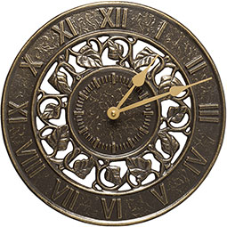WH01834 Outdoor Clocks