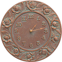 WH01284 Outdoor Clocks