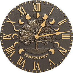 WH01931 Outdoor Clocks